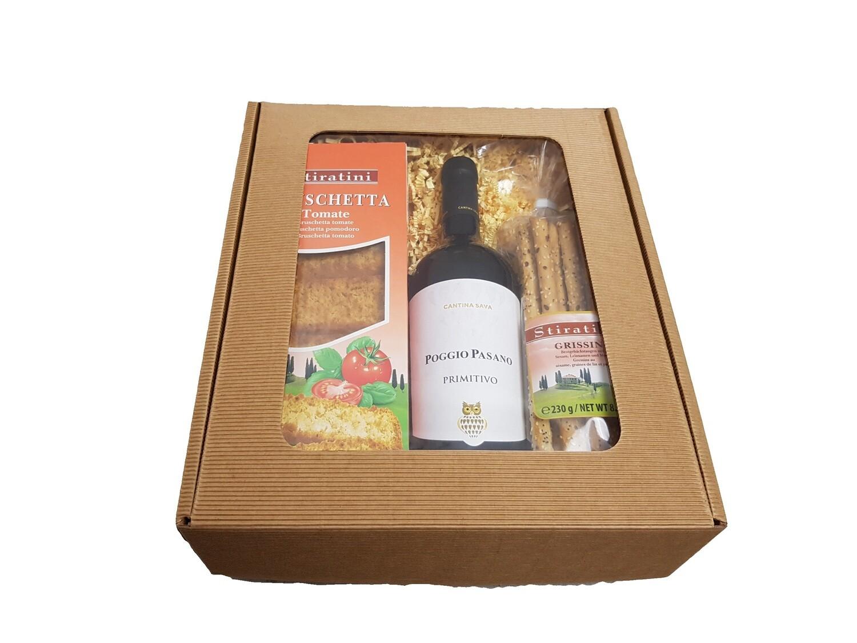 Geschenkpakket Italië