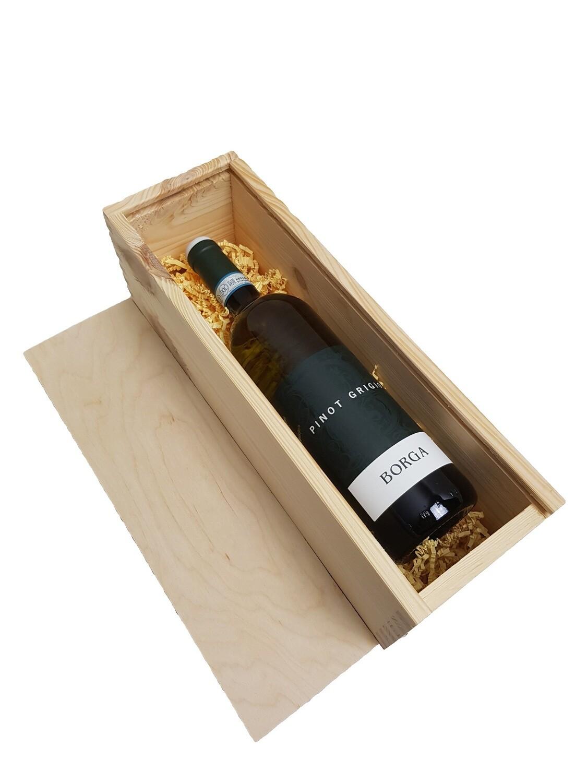 Pinot Grigio Borga 2018 in luxe geschenkkist