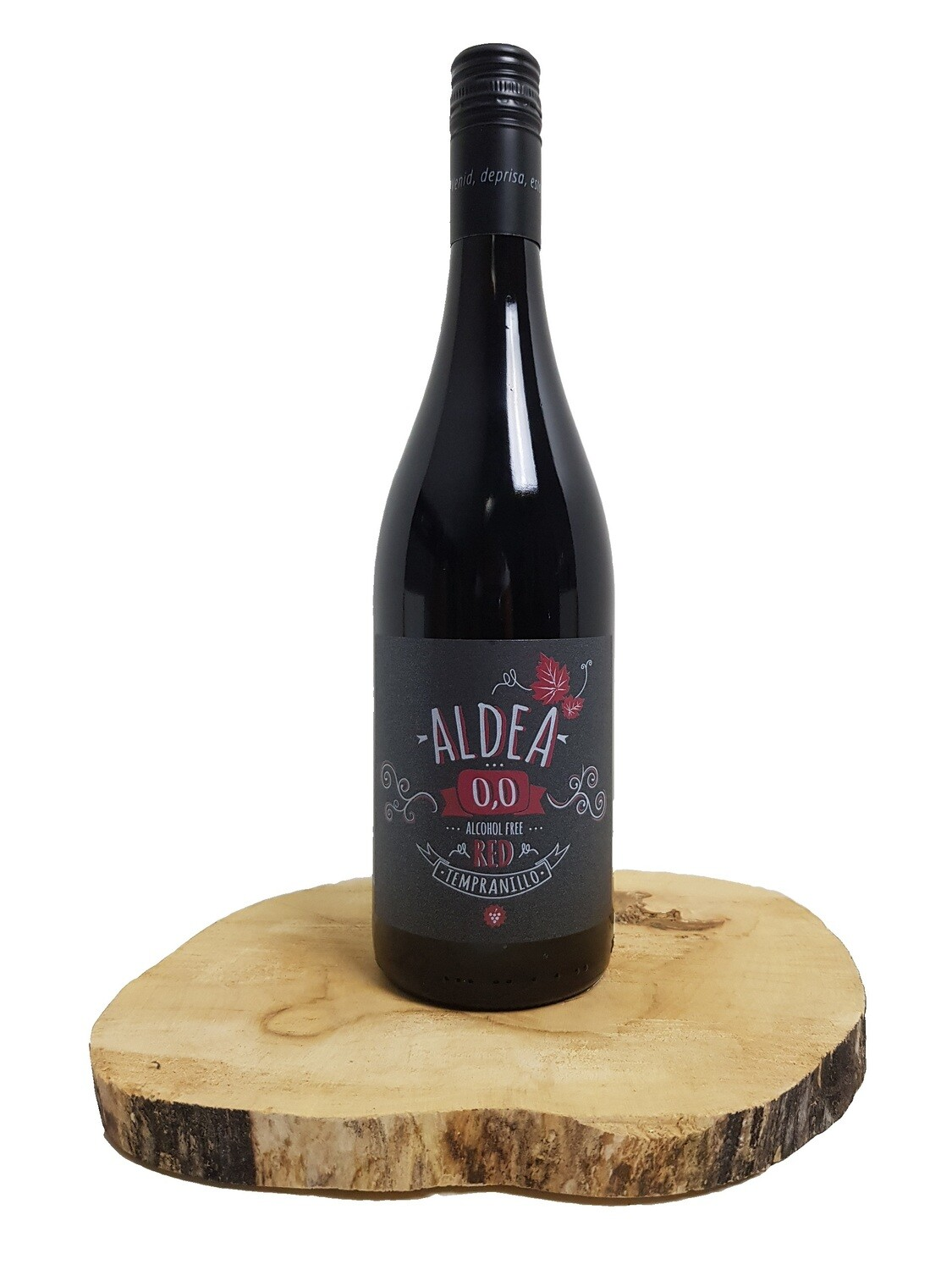 Aldea 0.0% Red Tempranillo