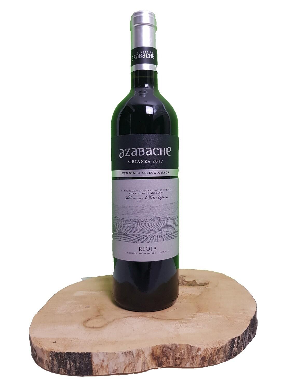 Fincas Azabache, crianza D.O. Rioja