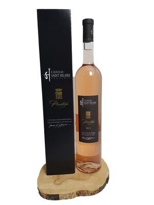 Saint Hilaire Prestige Rosé 1.5L magnum in luxe geschenkdoos