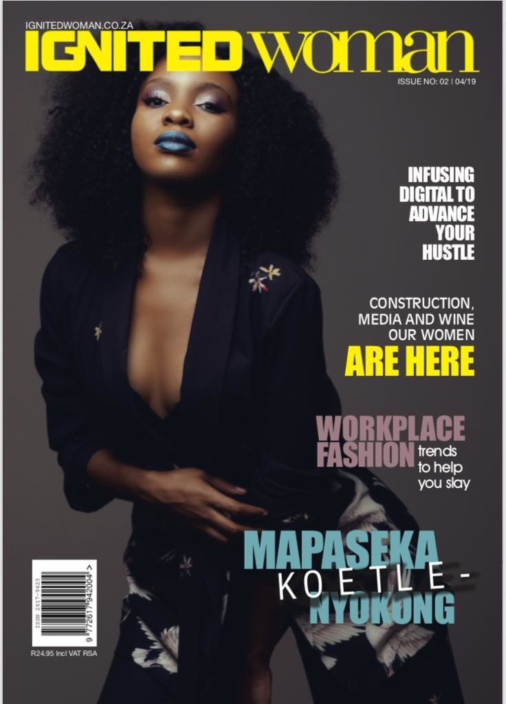 Ignited Woman Issue 2