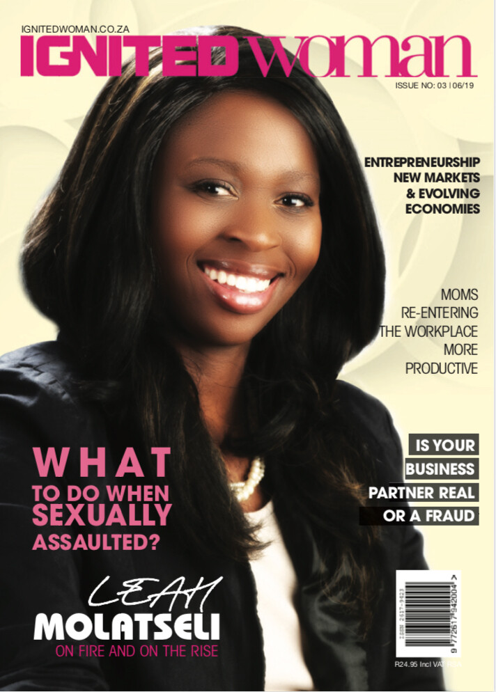 Ignited Woman Issue 3