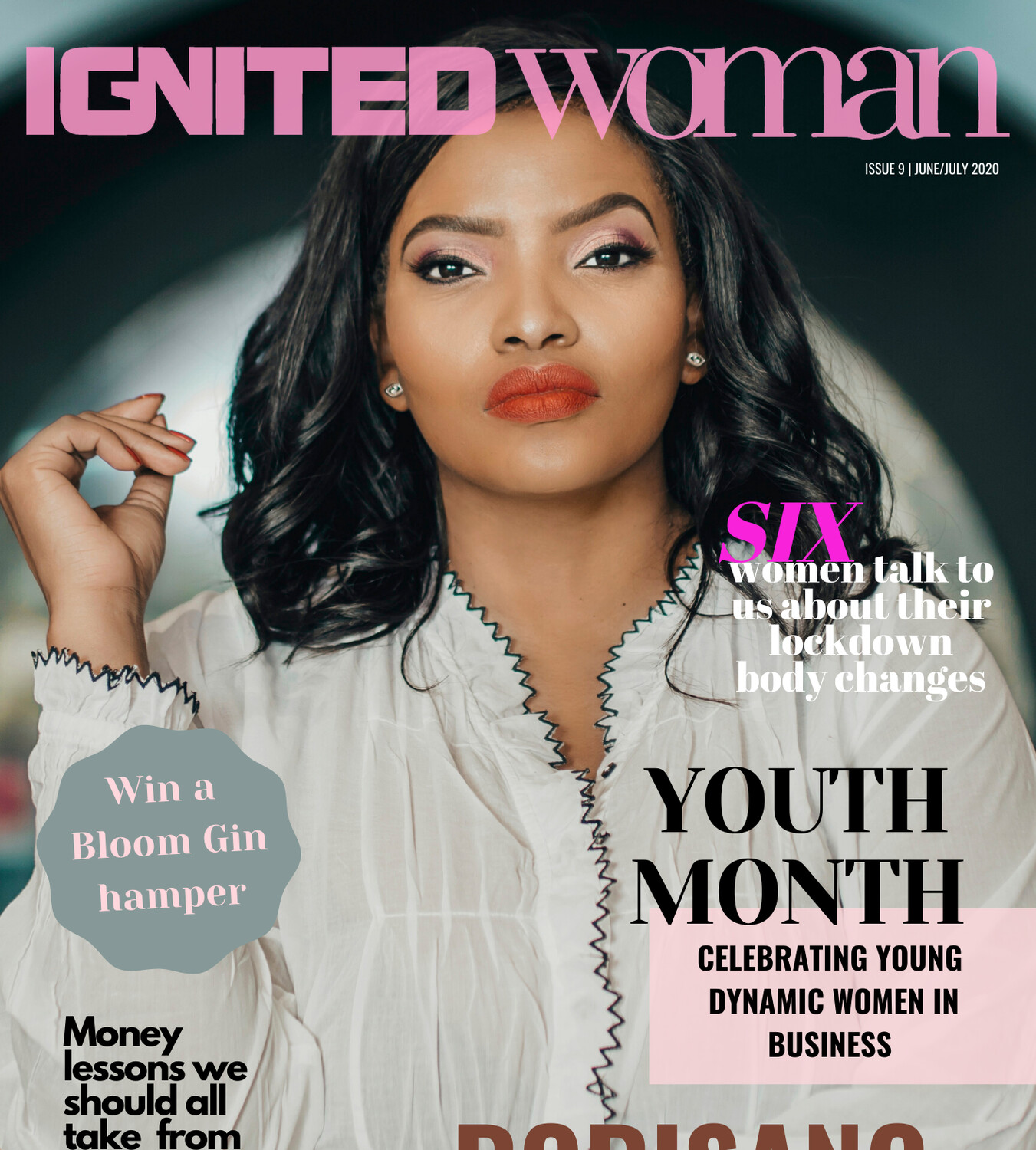 Ignited Woman Issue 9