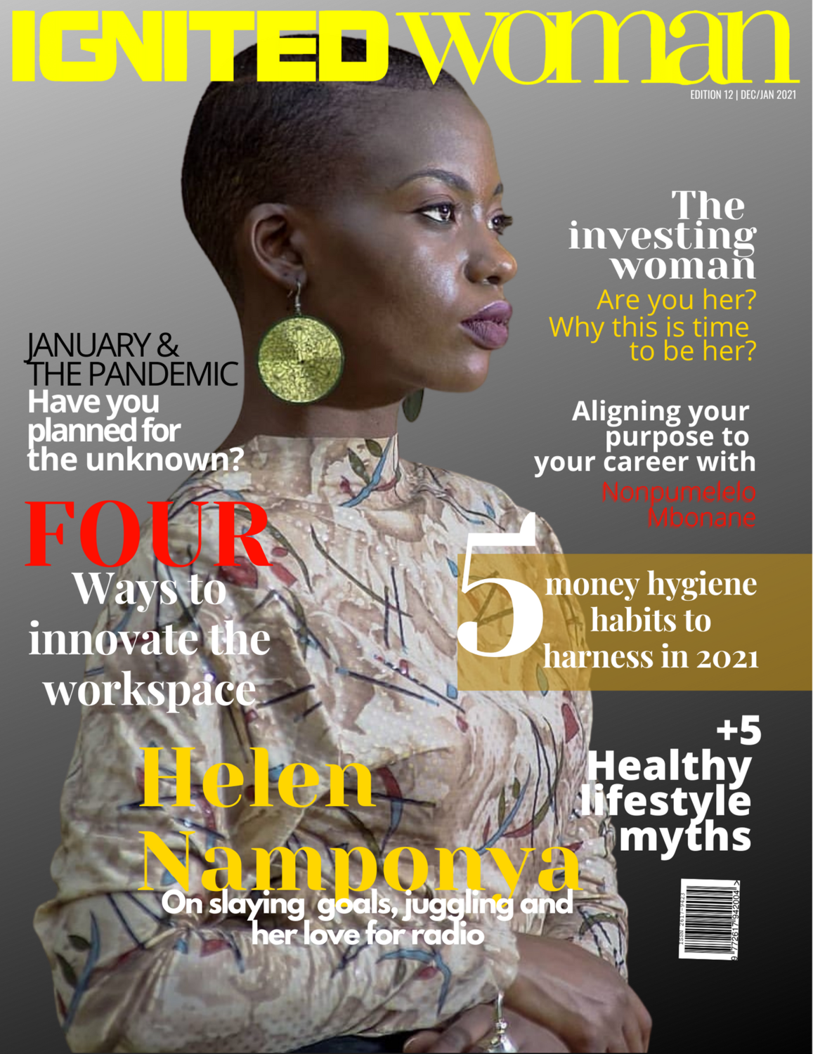 Ignited Woman Issue 12