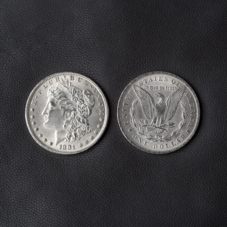 1 dollar Morgan (à l'unité)