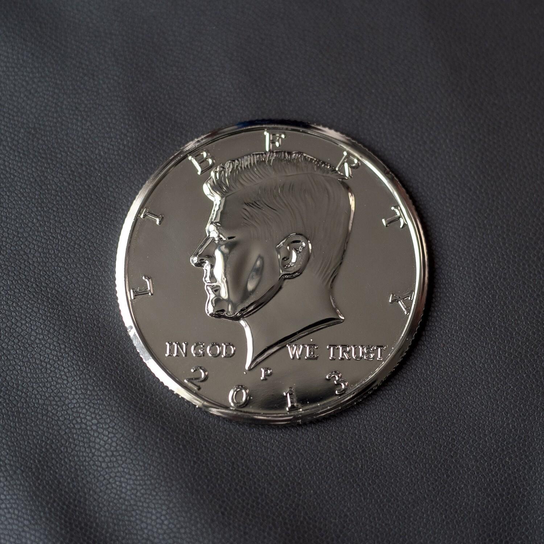 Demi dollar Kennedy Jumbo