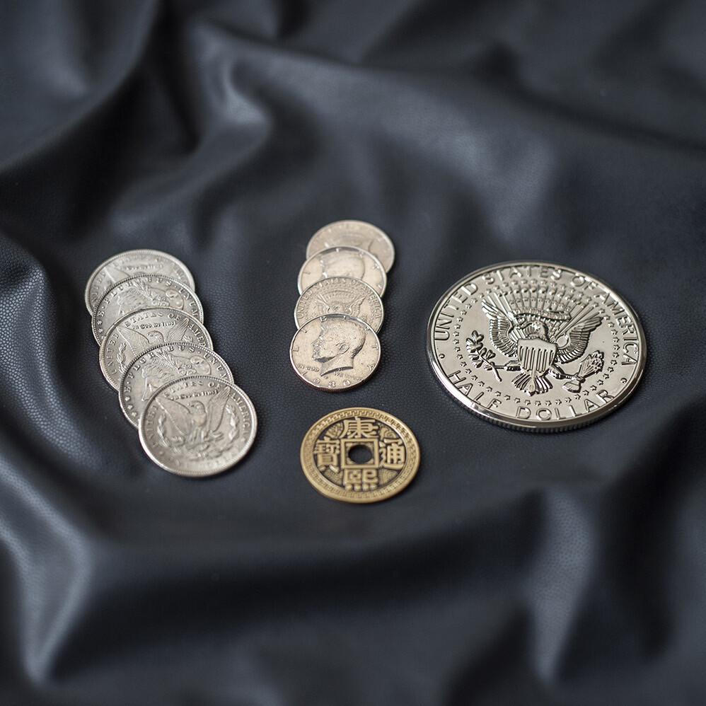 Kit de pièces complet