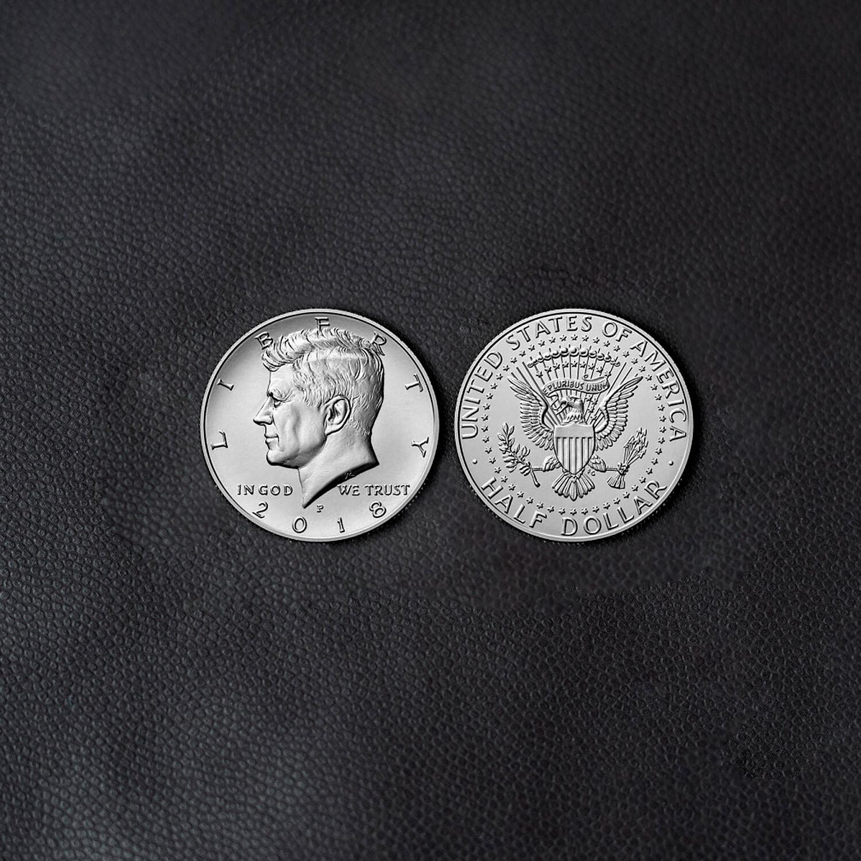 1/2 dollar Kennedy 2018 NEUVE