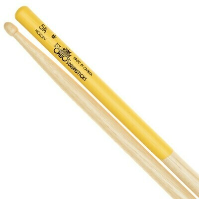 Los Cabos 5A Yellow Jacket Drumsticks