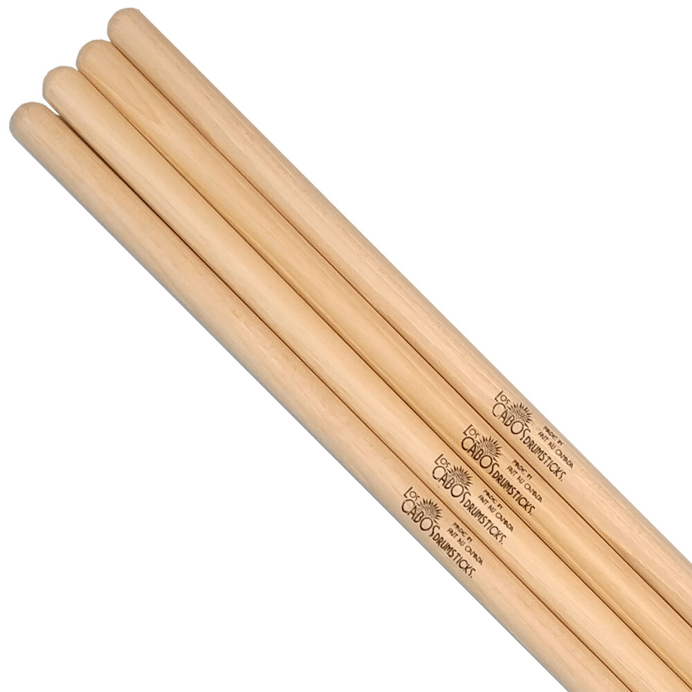 Los Cabos White Hickory 1/2 Timbal