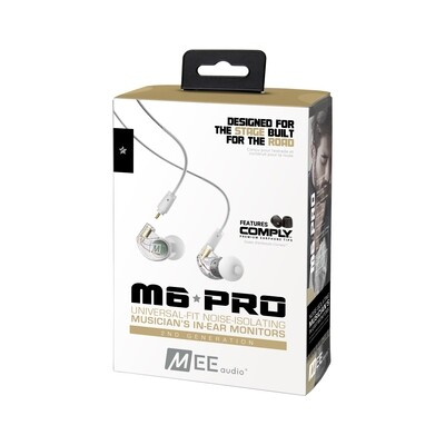 Mee Audio M6Pro Blue In-Ear Monitors