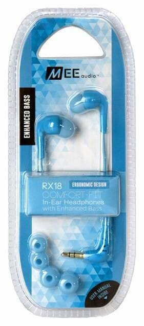Mee Audio RX18P Blue