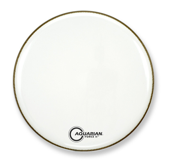 Aquarian Force II Gloss White