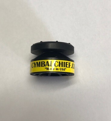 Cymbal Chief Black