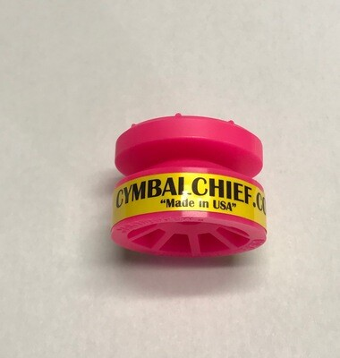 Cymbal Chief Pink