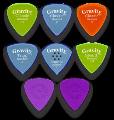 Gravity Picks Variety Pack (8)
