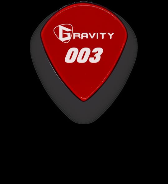 Gravity Guitar Pick 003