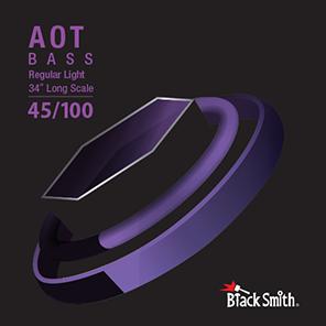 Black Smith 4 String Bass AOT 45/100