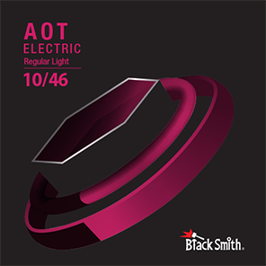 Black Smith Electric Guitar Strings AOT 10/46