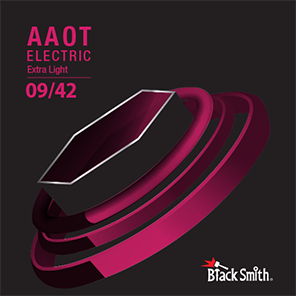 Black Smith Electric Guitar Strings AAOT 9/42