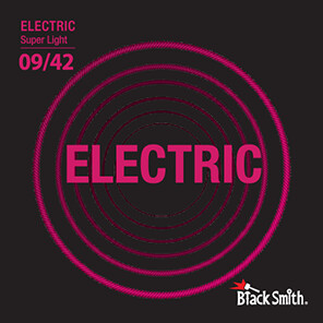 Black Smith Electric Guitar Strings 9/42