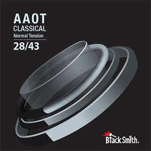 Black Smith Classical Strings AAOT Normal Tension