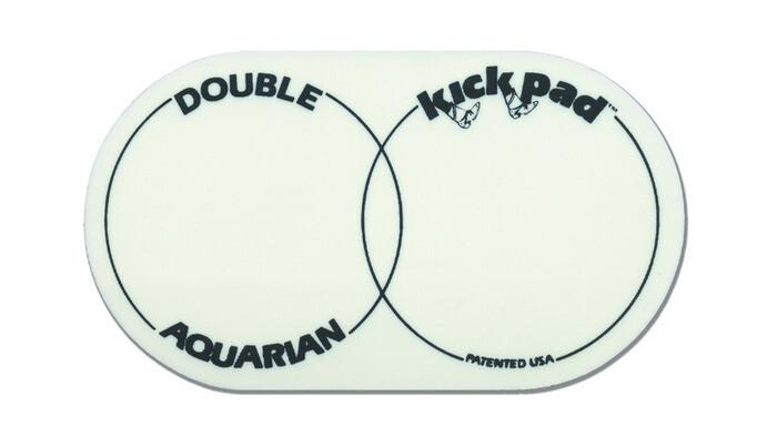 Aquarian Kick Pad Double
