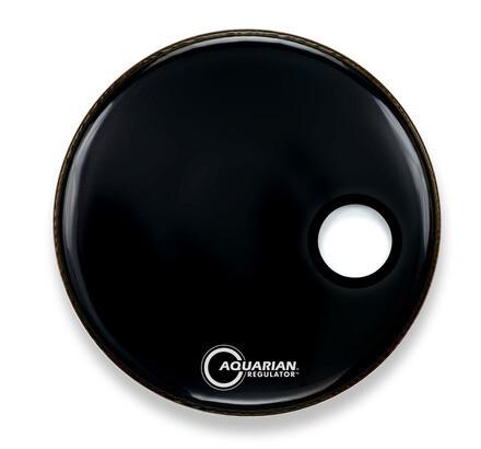 Aquarian Regulator Offset Hole Gloss Black