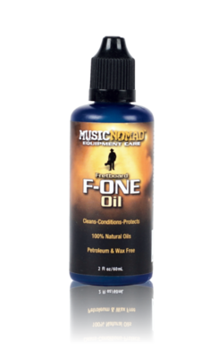 Music Nomad F-One Oil Fretboard Cleaner and Conditioner