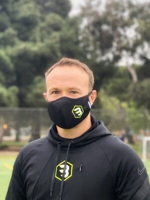 Beast Mode Soccer FaceMask