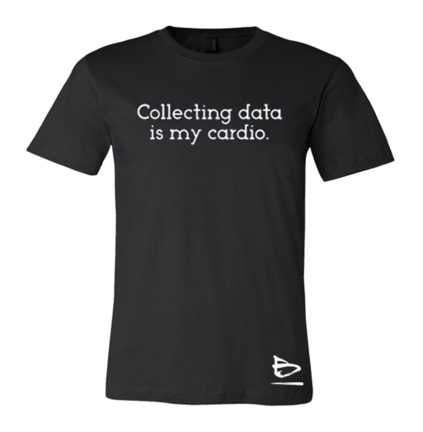Data >= Cardio Tee