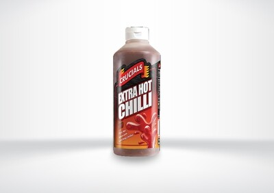 Crucial Extra Hot Chilli Sauce Bottles