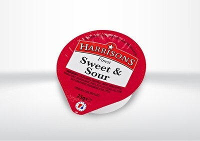 Harrisons Sweet & Sour Dip Pots