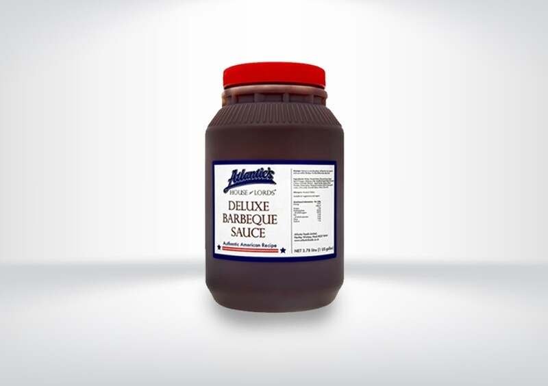 House of Lords BBQ Sauce