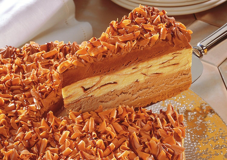 Banoffi Cream Pie (14 Slices)