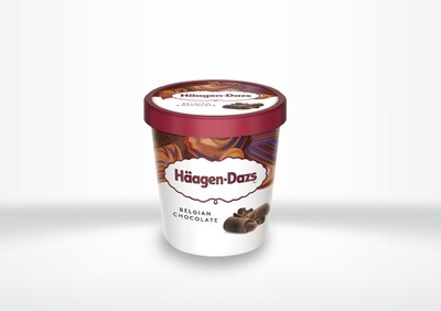 Häagen Dazs - Belgian Chocolate