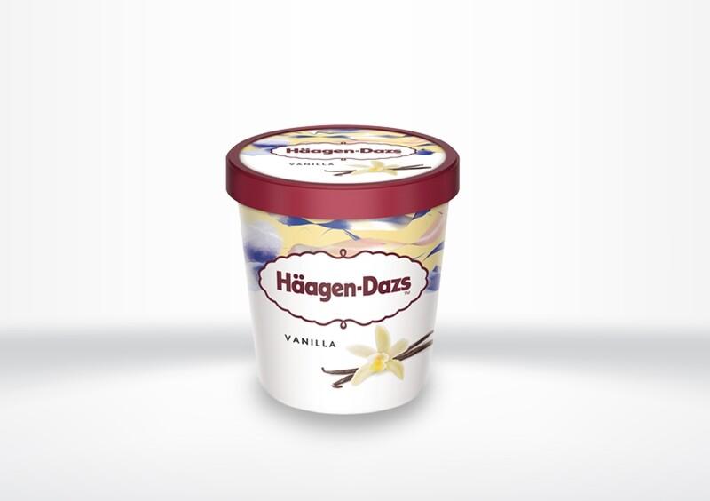 Häagen Dazs - Vanilla
