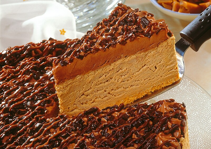 Tennessee Toffee Cream Pie (14 Slices)