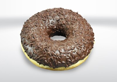 Triple Chocolate Doughnut