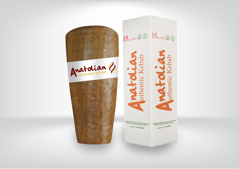 15 Kg Anatolian Halal Lamb & Beef Doner