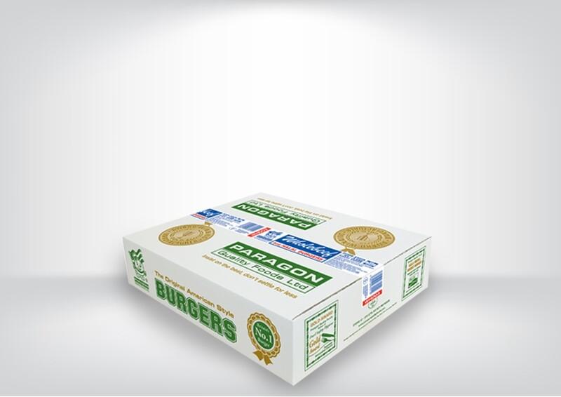 Wholebeef 90% Burger (GREEN Tape)