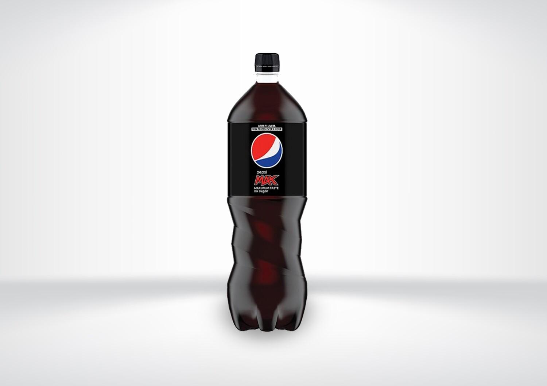 1.5Ltr Pepsi Max Bottles