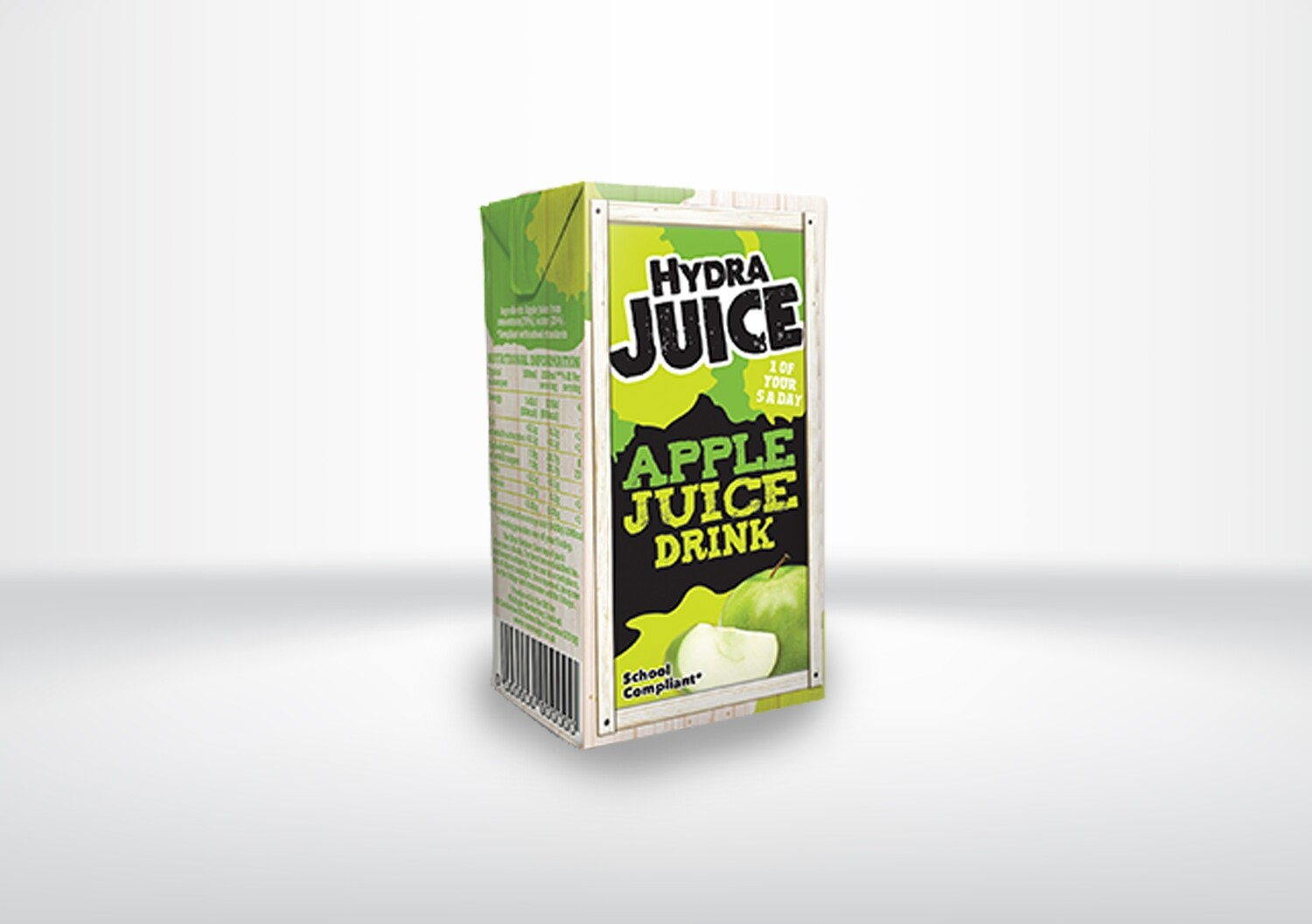 Juice Cartons- Apple