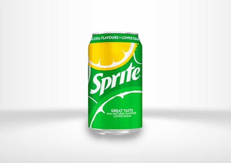 Sprite Cans