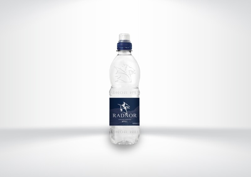 Still Spring Water (with Sports Cap)