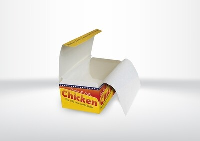 Chicken Box Liners (7x14)