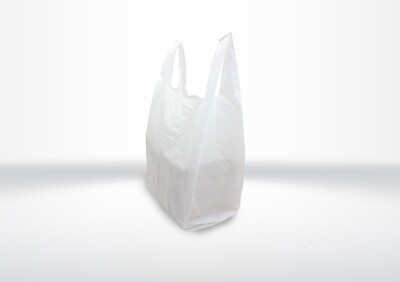 Plastic Take-Away Carrier Bags
