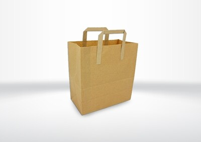 Small Brown Bags with Handles