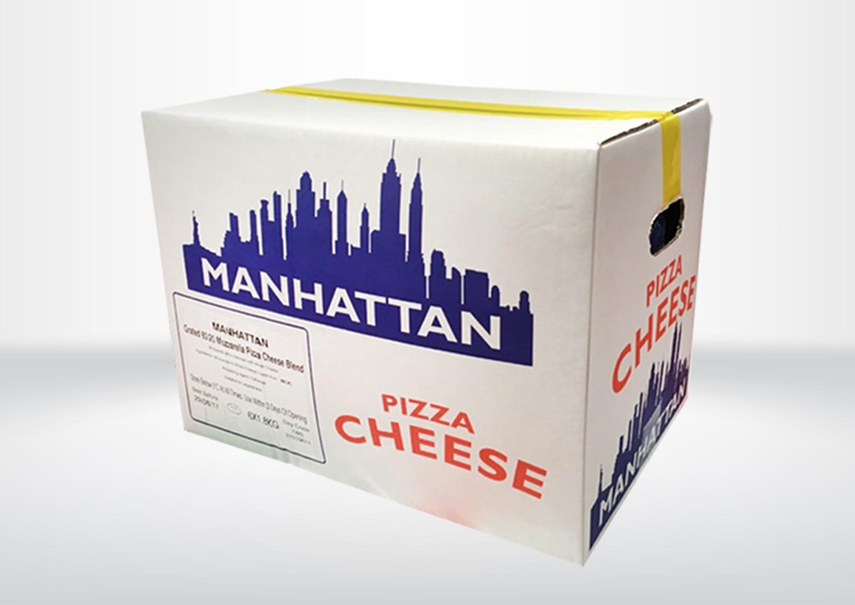 Manhattan Melt 80/20 DICED Mozz Mix (Red)